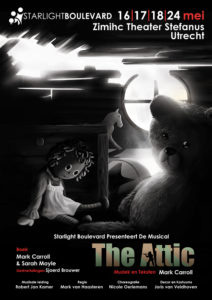 Musical The Attic Poster