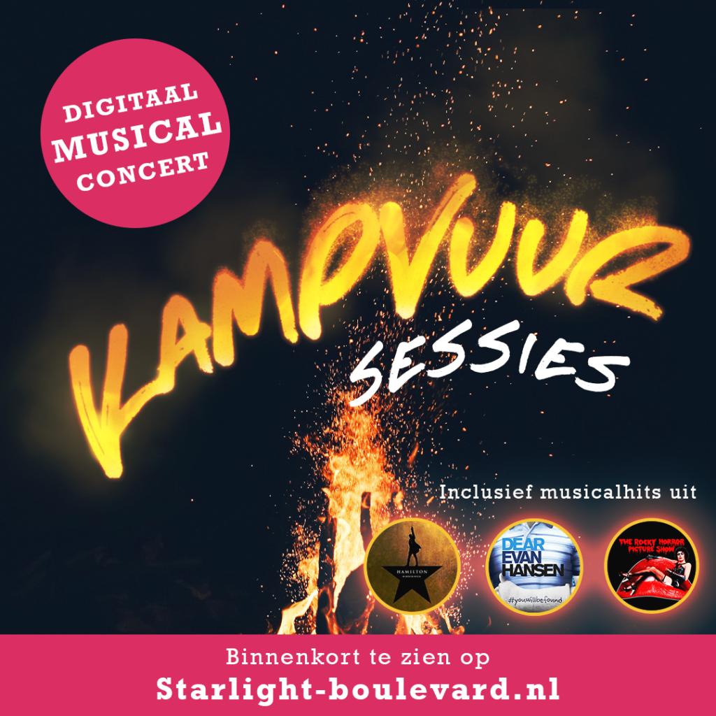Starlight Presenteert: De Kampvuur Sessies
